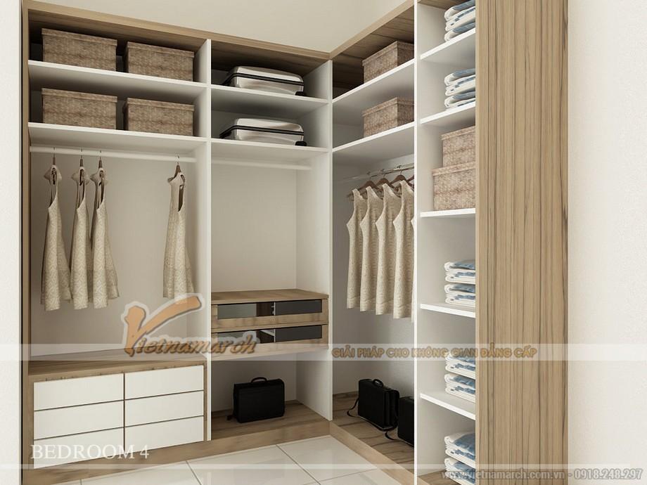 Ấn tượng với những mẫu tủ quần áo hiện đại nhất thị trường hiện nay