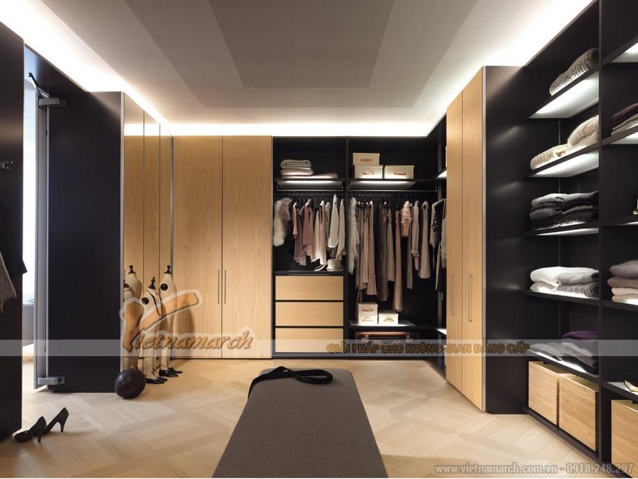 Những mẫu tủ quần áo thiết kế theo phong cách hiện đại 04