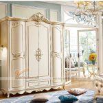 Những mẫu tủ quần áo thiết kế theo phong cách hiện đại cho biệt thự Hoa Anh Đào