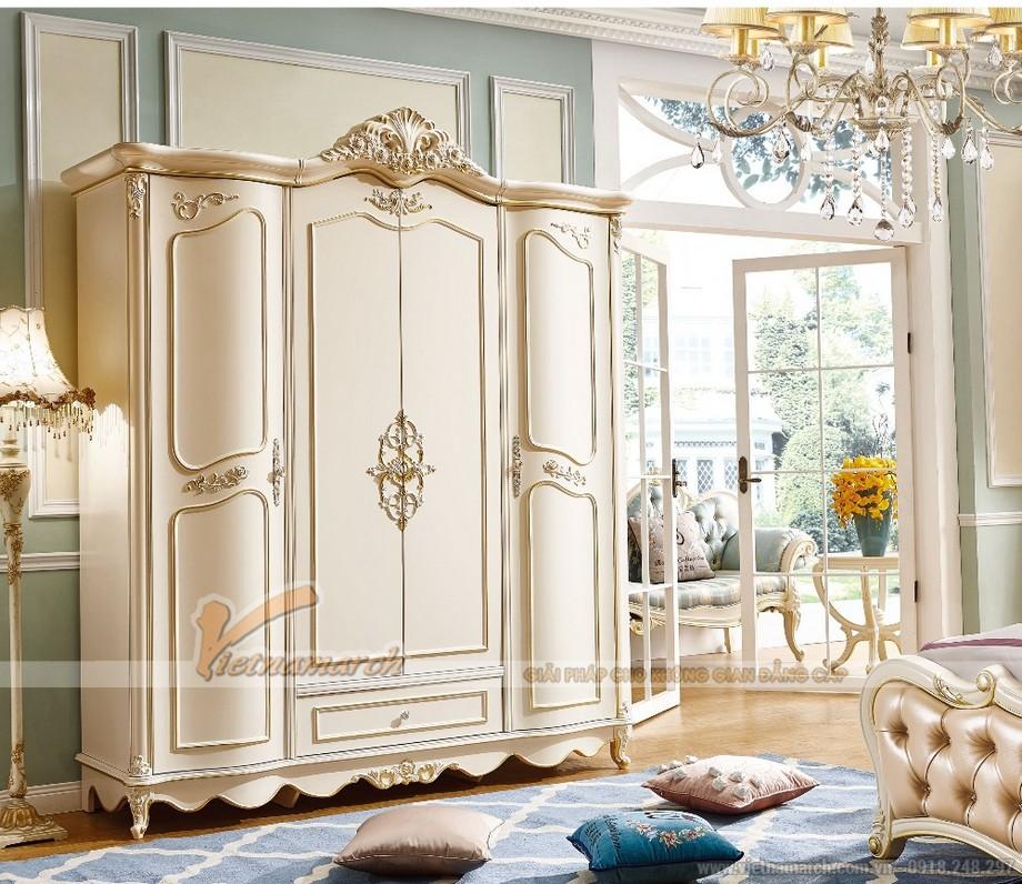 Những mẫu tủ quần áo thiết kế theo phong cách hiện đại 06