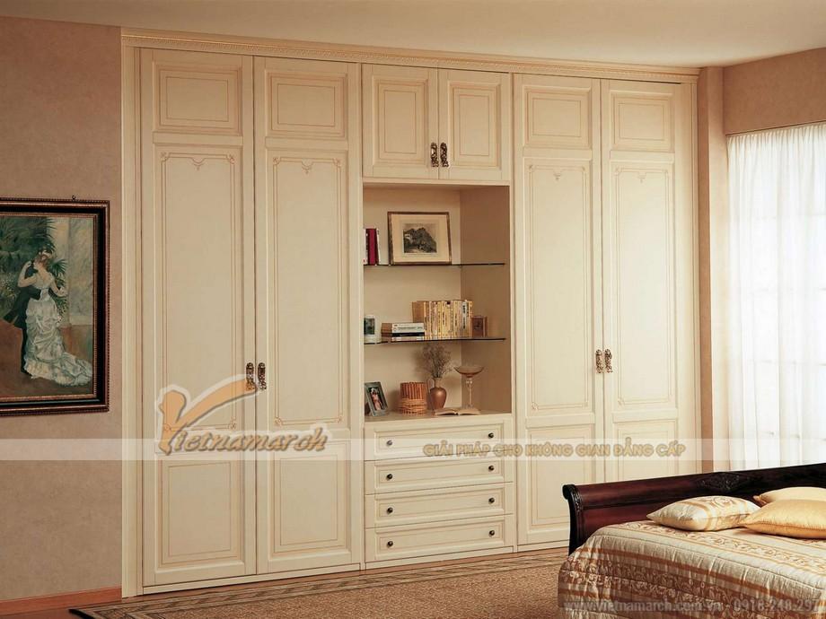 Bật mí cách lựa chọn tủ quần áo phù hợp với không gian của gia đình bạn 04