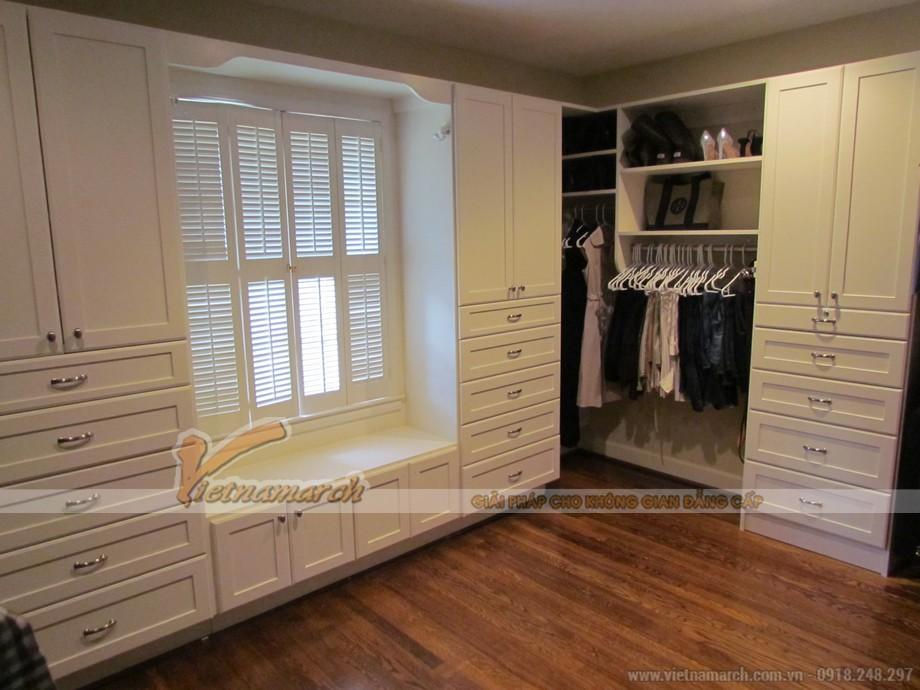 Chiêm ngưỡng những mẫu tủ quần áo đẹp cuốn hút mọi ánh nhìn
