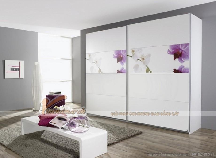 mẫu tủ âm tường, cánh lùa cho không gian phòng ngủ phong cách và ấn tượng 07