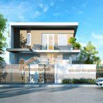 Những mẫu nhà phố đẹp có chi phí khoảng 700 triệu