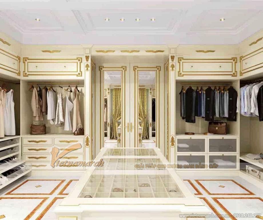 Ngây ngất với mẫu tủ quần áo ấn tượng nhất năm 2017