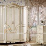 Những mẫu tủ quần áo phong cách tân cổ điển khiến các gia chủ phải lao đao tìm kiếm