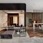 PHƯƠNG ÁN: thiết kế nội thất hiện đại cho căn hộ Park 11 chung cư Park Hill – Times City