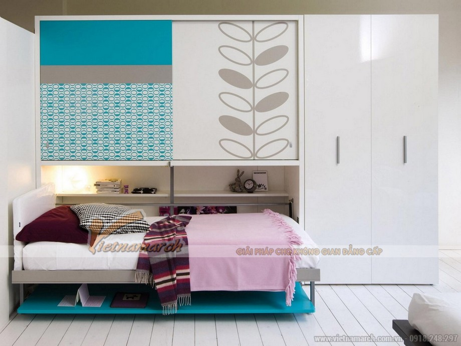 Tối ưu không gian nội thất với mẫu tủ quần áo hiện đại nhất thị trường hiện nay