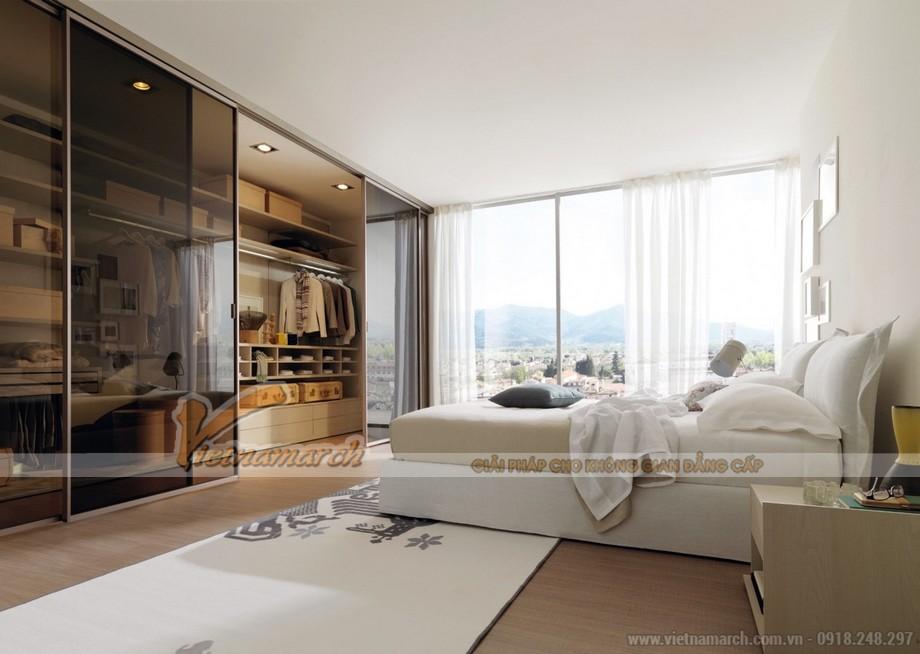 Tủ quần áo hiện đại món đồ không thể thiếu trong không gian phòng ngủ của bạn 01