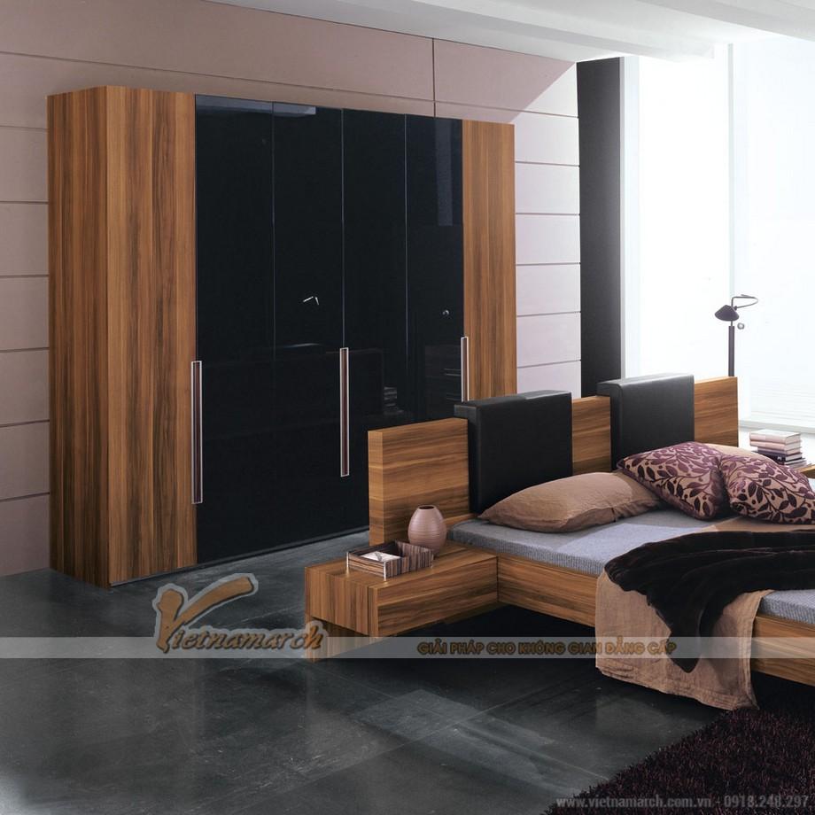 Tủ quần áo hiện đại món đồ không thể thiếu trong không gian phòng ngủ của bạn 02