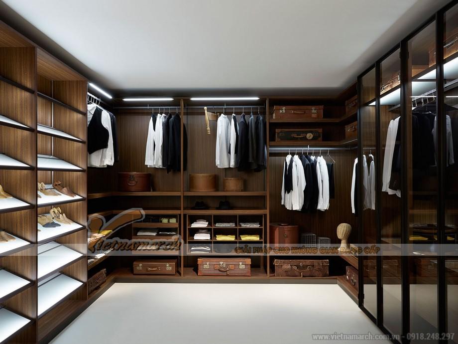 Khám phá mẫu tủ quần áo không cánh độc đáo, sáng tạo nhất hiện nay