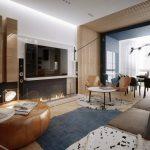 ĐÁNG XEM: 11 ý tưởng táo bạo thiết kế nội thất phòng khách căn hộ Park Hill Times City