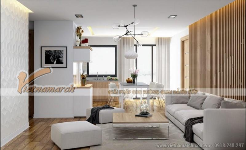 Ý tưởng thiết kế nội thất cho căn hộ Park Hill