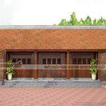 Hồ sơ thiết kế và dự toán chi phí thi công nhà gỗ Lim với giá 700 triệu