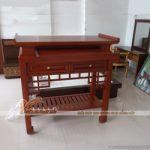 Mẫu bàn thờ đẹp thiết kế hiện đại phù hợp cho mọi không gian