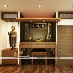 Chiêm ngưỡng mẫu bàn thờ hiện đại dành cho chung cư đang được ưa chuộng
