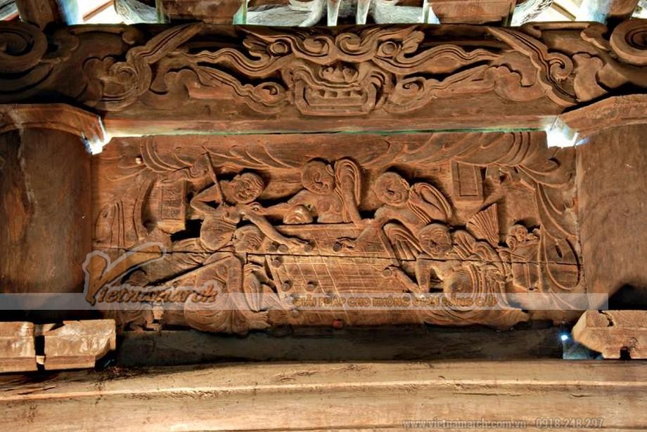 trạm khắc gỗ đẹp