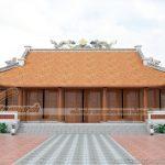 Thiết kế đền ( đình) Trì – xã Lâm Lợi, huyện Hạ Hòa, tỉnh Phú Thọ