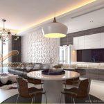 Ý TƯỞNG: Thiết kế nội thất căn hộ Park 6 Park Hill style hiện đại