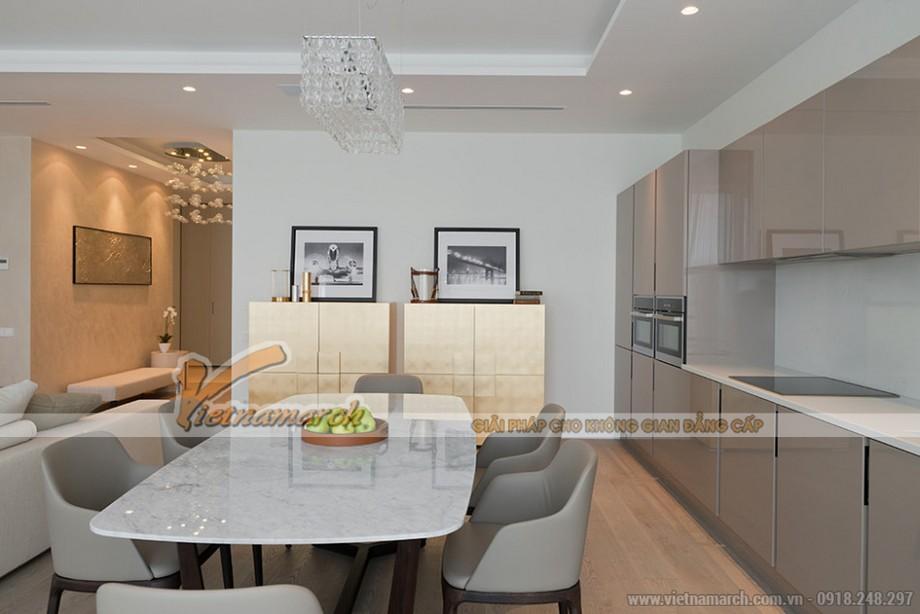 Thiết kế nội thất hiện đại căn 07 Park 11 – Park Hill Times City