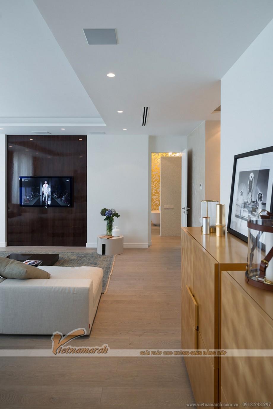Phương án tư vấn thiết kế nội thất chung cư Park Hill