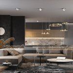 Ý TƯỞNG: Thiết kế nội thất phong cách hiện đại căn hộ 02 Park 6 Park Hill