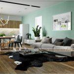 Ý TƯỞNG XANH trong thiết kế nội thất chung cư Park Hill căn hộ 73m2