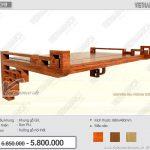 Những mẫu bàn thờ treo tường mang phong cách truyền thống