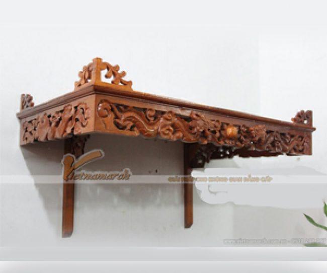 bàn thờ treo truyền thống