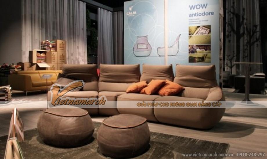 Bật mí mẫu Sofa Italia thiết kế hiện đại nhất hiện nay