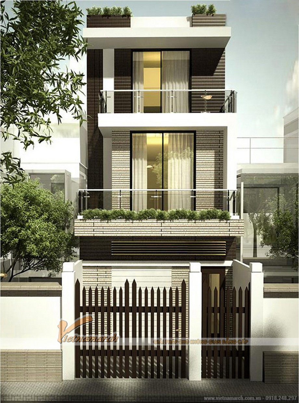 Chiêm ngưỡng các mẫu nhà phố đẹp nhất mọi thời đại