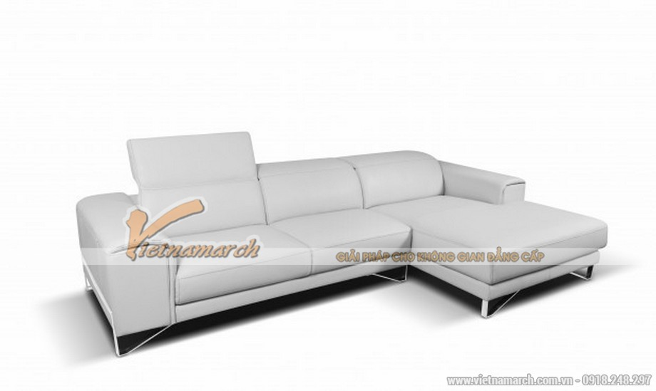 Chiêm ngưỡng bộ ghế Sofa da Italia đầy cuốn hút