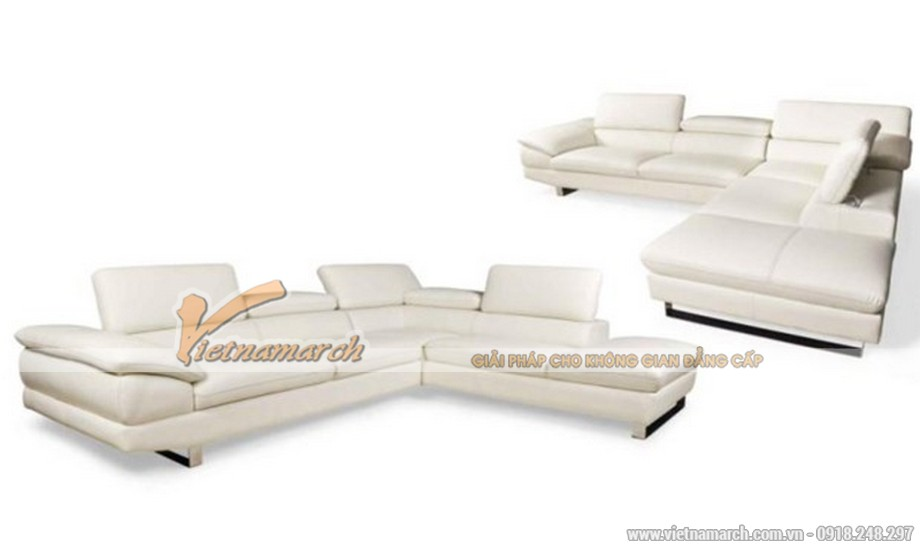 Làm mới không gian phòng khách với bộ ghế Sofa Malaysia cao cấp