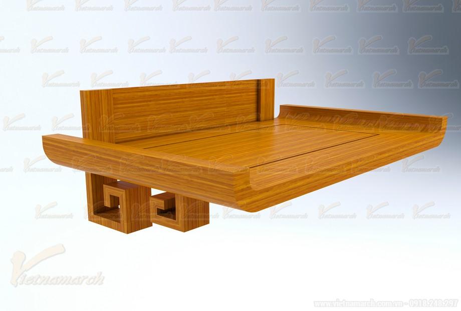 Mẫu bàn thờ treo đặt đóng chuẩn phong thủy 01