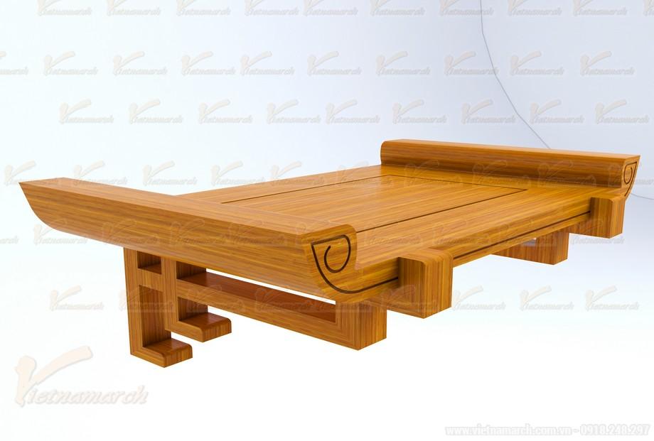 Mẫu bàn thờ treo đẹp chuẩn phong thủy