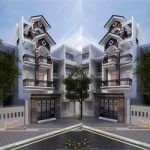 Ngắm mẫu nhà mặt phố 3 tầng 1 tum chi phí đầu tư khoảng 850 triệu