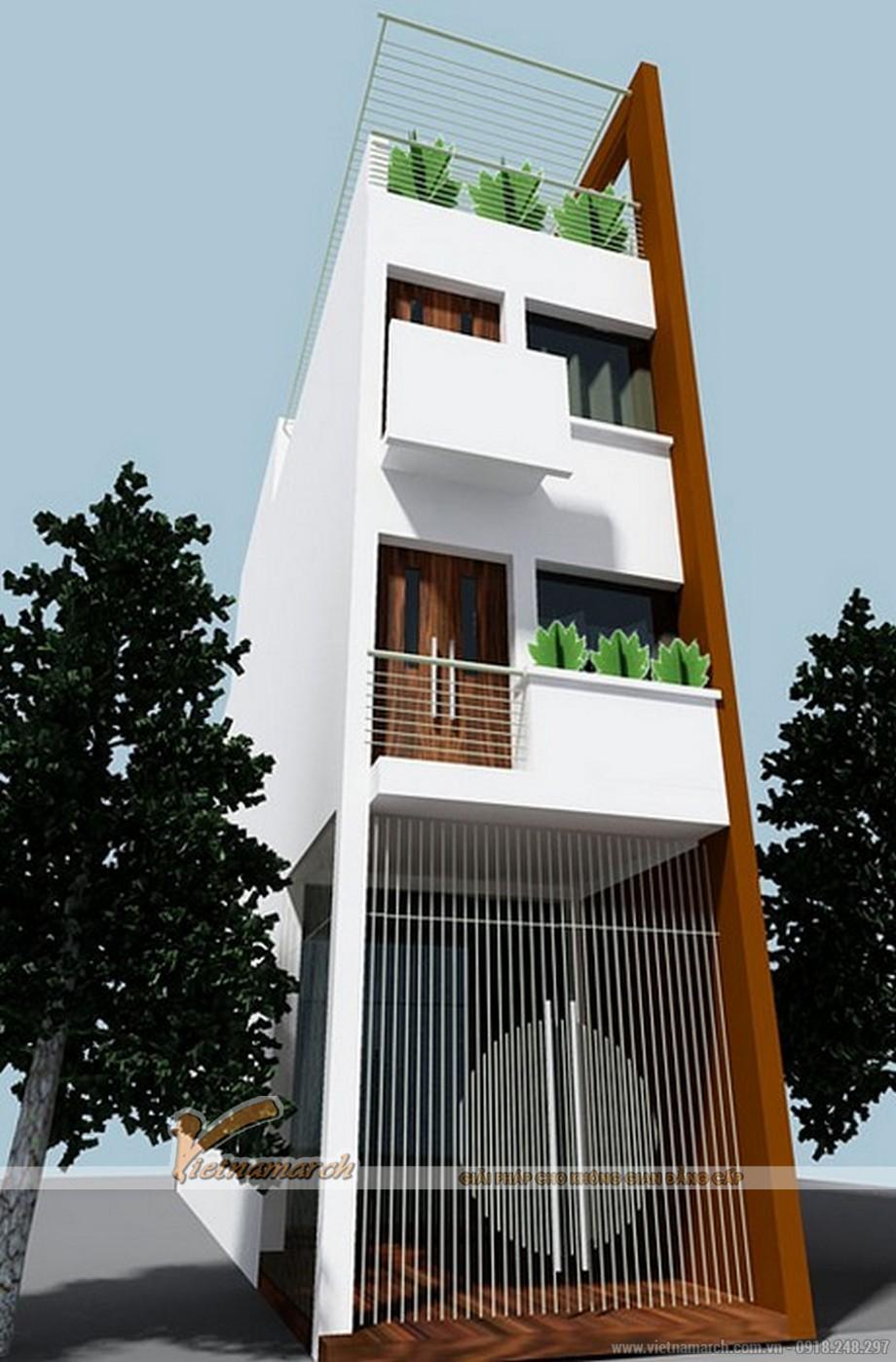 Cập nhật ngay những mẫu nhà phố đẹp, độc đáo cho gia chủ ở thành phố