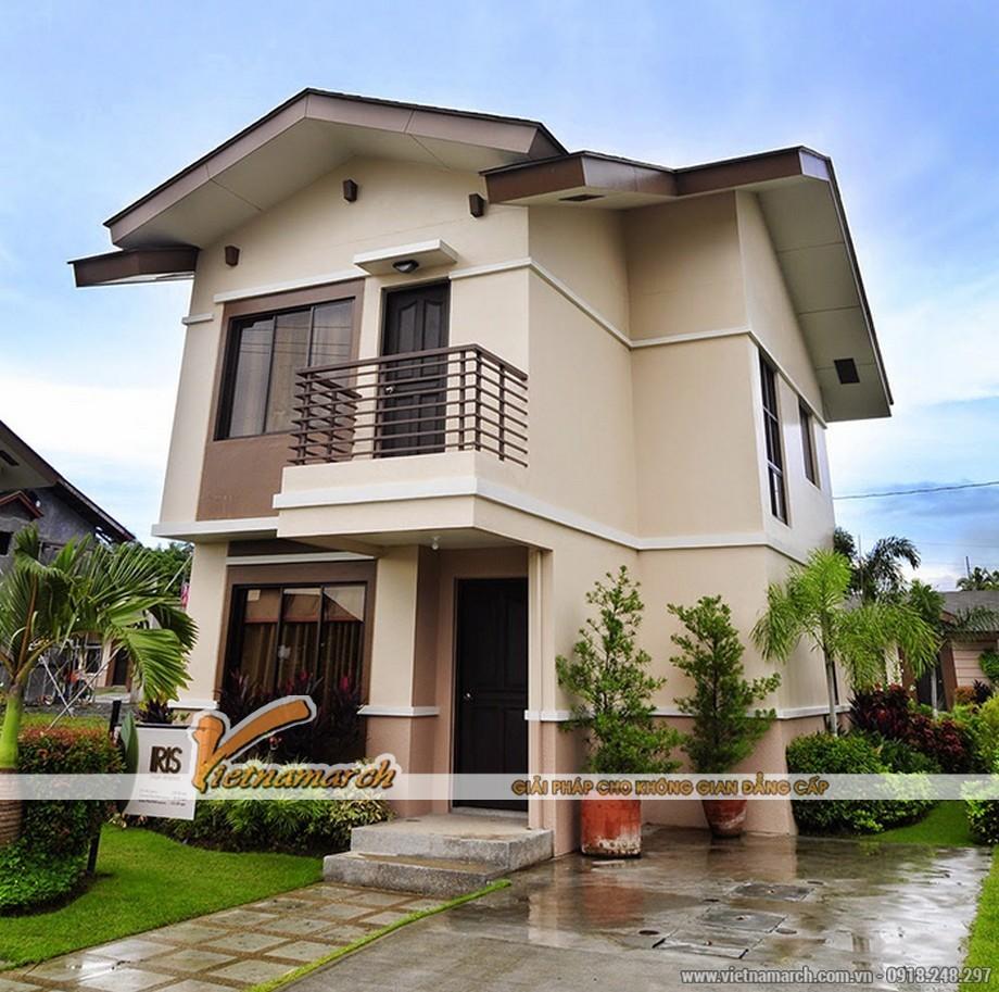Điểm danh những mẫu thiết kế nhà 2 tầng đơn giản mà đẹp sang trọng, lộng lẫy
