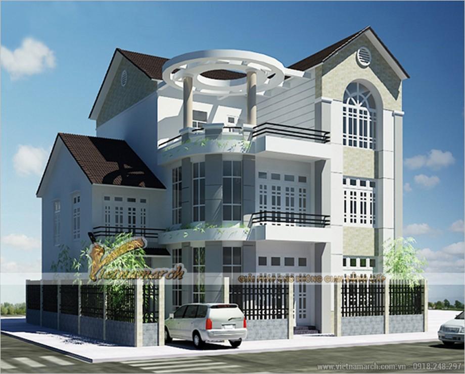 Khám phá những mẫu nhà biệt thự đẹp với kiến trúc độc đáo