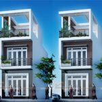 Những mẫu nhà phố đẹp có chi phí xây dựng 750 triệu là hoàn toàn có thể