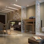 TƯ VẤN: Thiết kế nội thất phòng thờ dành cho căn hộ chung cư