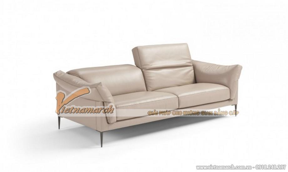 Mẫu Sofa Italia tuyệt đẹp mang đến vẻ đẹp sang trọng cho phòng khách
