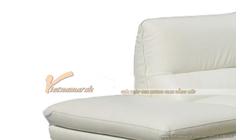 Bộ ghế Sofa góc Italia thiết kế hiện đại, trẻ trung
