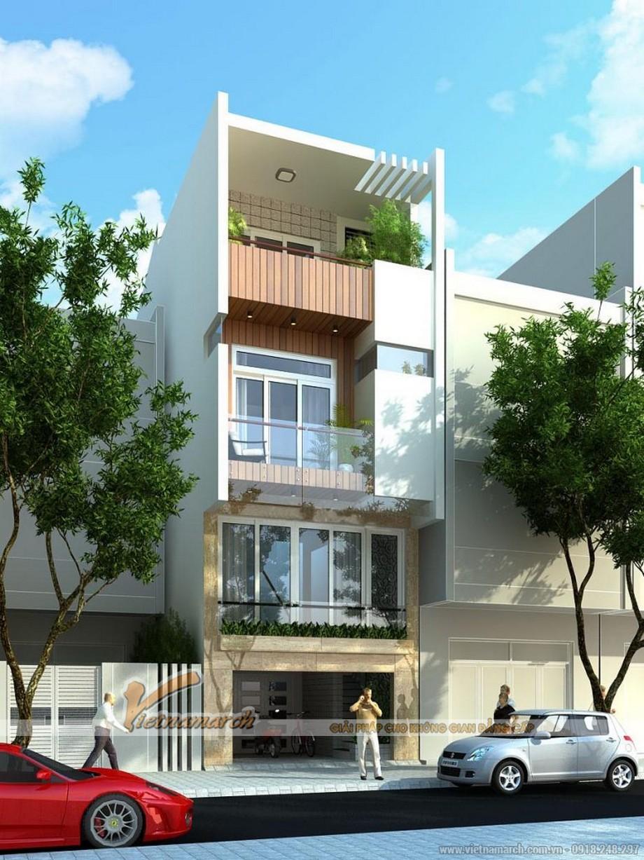 Những xu hướng thiết kế nhà phố hiện đại nhất trong thời gian tới