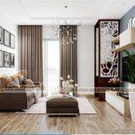 Ý TƯỞNG: Thiết kế nội thất chung cư Park Hill phong cách hiện đại