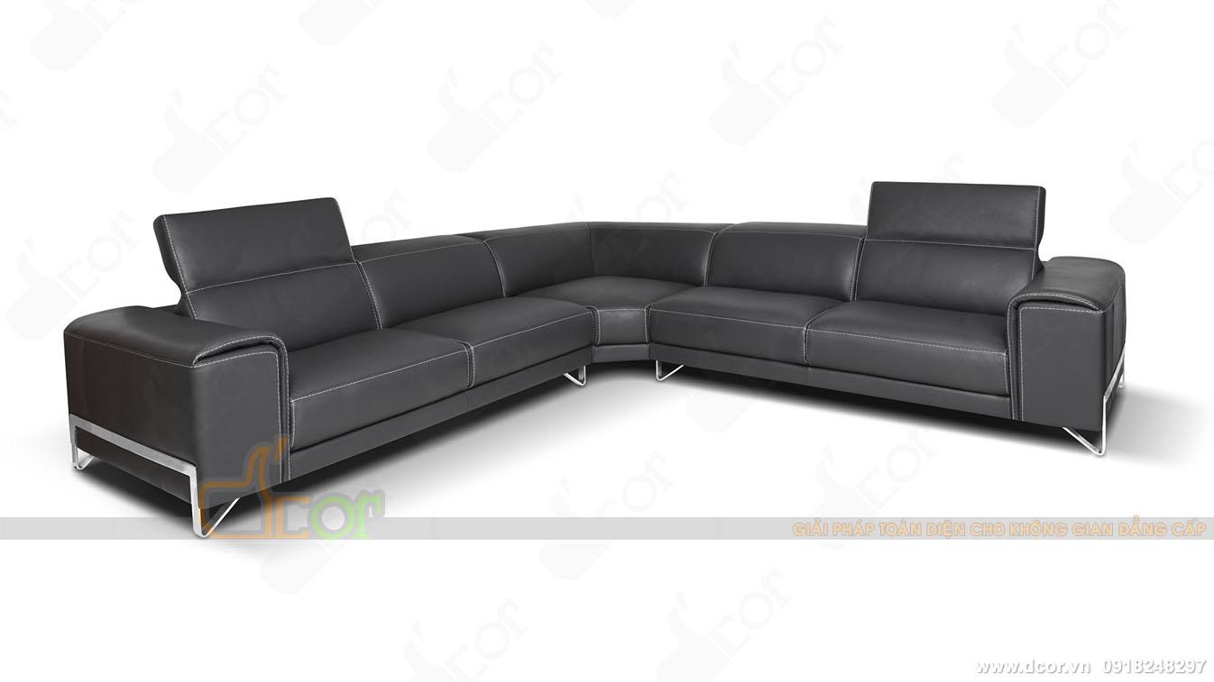 bộ sofa quây Saporini - Maya - Italia