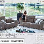 Mẫu sofa Italia khiến các gia chủ phải lao đao tìm kiếm Mã: 1053 – Clark
