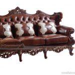 Bộ sofa da Malaysia với phong cách cổ điển không thể bỏ lỡ