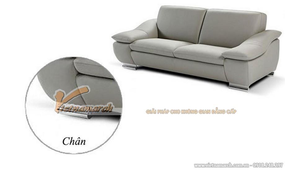 Say mê với mẫu ghế sofa da Italia cho phòng khách độc đáo
