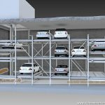 Mẫu thiết kế những giàn thép đỗ xe cao tầng cho tương lai cực hiện đại